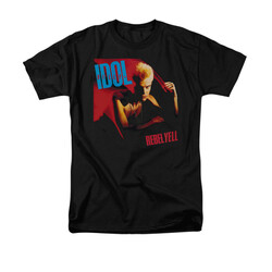 Image for Billy Idol T-Shirt - Rebel Yell