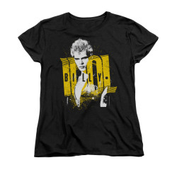 Image for Billy Idol Woman's T-Shirt - Brash