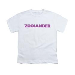 Image for Zoolander Youth T-Shirt - Logo