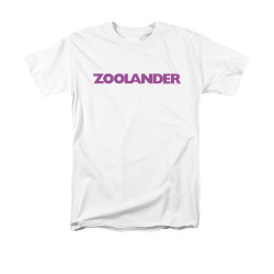 Image for Zoolander T-Shirt - Logo