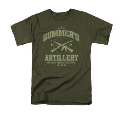 Tremors T-Shirt - Gummer's Artillery