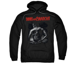 Image for Sons of Anarchy Hoodie - Skull Back