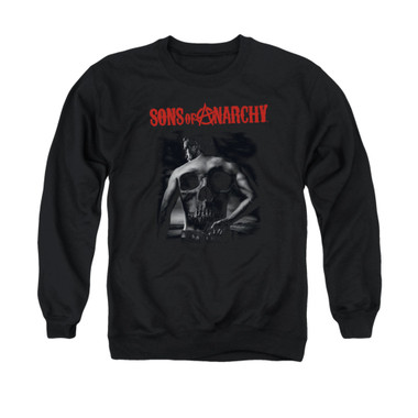 Image for Sons of Anarchy Crewneck - Skull Back