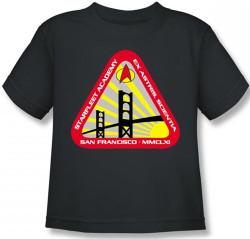 Image for Star Trek Kids T-Shirt - Starfleet Academy