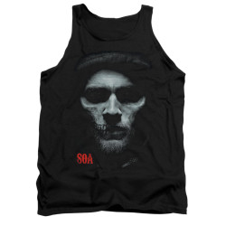 Image for Sons of Anarchy Tank Top - Skull Face