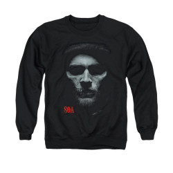Image for Sons of Anarchy Crewneck - Skull Face