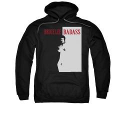 Image for Bruce Lee Hoodie - Badass