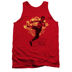 Image for Bruce Lee Tank Top - Immortal Dragon