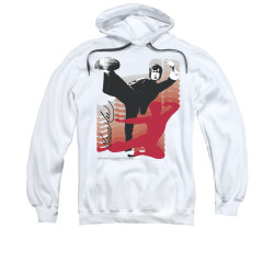 Image for Bruce Lee Hoodie - Kick It