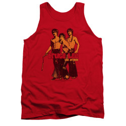 Image for Bruce Lee Tank Top - Nunchucks