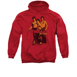 Image for Bruce Lee Hoodie - Nunchucks