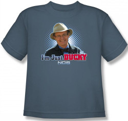Image for NCIS I'm Just Ducky Youth T-Shirt