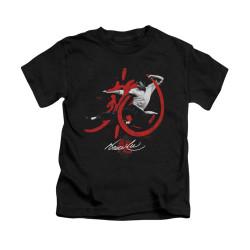 Image for Bruce Lee Kids T-Shirt - High Flying