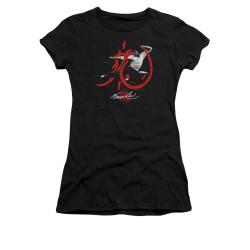 Image for Bruce Lee Girls T-Shirt - High Flying