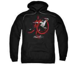 Image for Bruce Lee Hoodie - High Flying