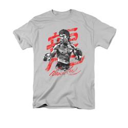 Image for Bruce Lee T-Shirt - Ink Splatter