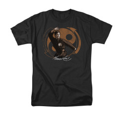 Image for Bruce Lee T-Shirt - Jeet Kune Do Pose