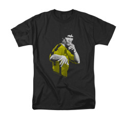 Image for Bruce Lee T-Shirt - Suit of Death