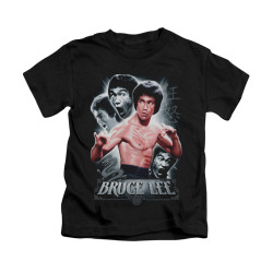 Image for Bruce Lee Kids T-Shirt - Inner Fury