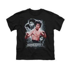 Image for Bruce Lee Youth T-Shirt - Inner Fury