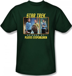 Image for Star Trek Episode T-Shirt - Episode 67 Plato's Stepchildren