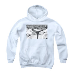 Image for Bruce Lee Youth Hoodie - Kick to the Head