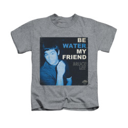 Image for Bruce Lee Kids T-Shirt - Water