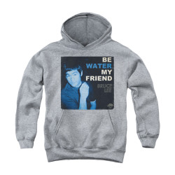 Image for Bruce Lee Youth Hoodie - Water