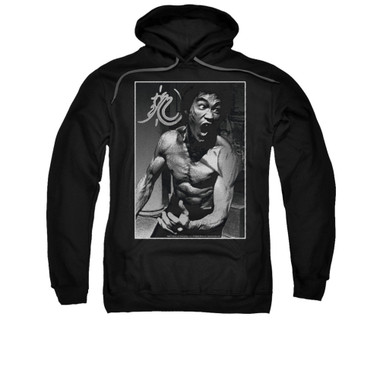 Image for Bruce Lee Hoodie - Focused Rage