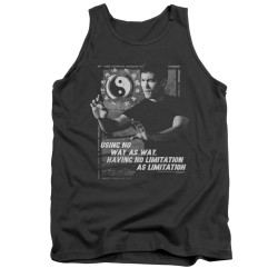 Image for Bruce Lee Tank Top - No Way as a Way