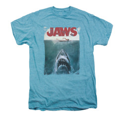 Image for Jaws Premium T-Shirt - Title