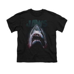 Image for Jaws Youth T-Shirt - Terror in the Deep