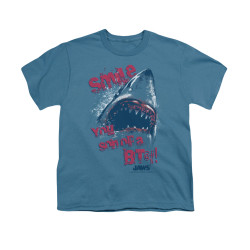 Image for Jaws Youth T-Shirt - Smile