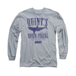 Image for Jaws Long Sleeve T-Shirt - Quints