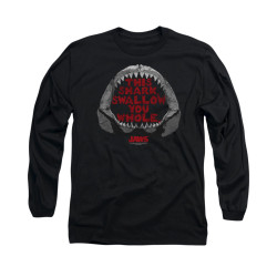 Image for Jaws Long Sleeve T-Shirt - This Shark