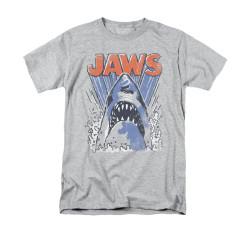 Image for Jaws T-Shirt - Comic Splash