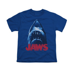 Image for Jaws Youth T-Shirt - From Below