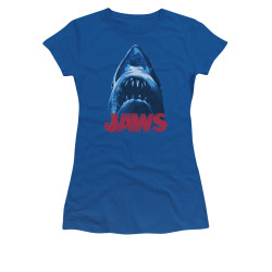 Image for Jaws Girls T-Shirt - From Below