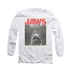 Image for Jaws Long Sleeve T-Shirt - Classic Fear