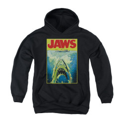 Image for Jaws Youth Hoodie - Bright Jaws