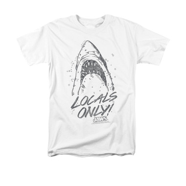 Image for Jaws T-Shirt - Locals Only
