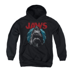 Image for Jaws Youth Hoodie - Water Circle