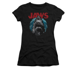 Image for Jaws Girls T-Shirt - Water Circle
