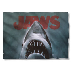 Image for Jaws Pillow Case - Shark