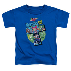 Image for Teen Titans Go! Toddler T-Shirt - Big T