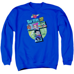 Image for Teen Titans Go! Crewneck - Big T