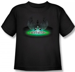 Image for Star Trek Movie Kids T-Shirt - Nemesis