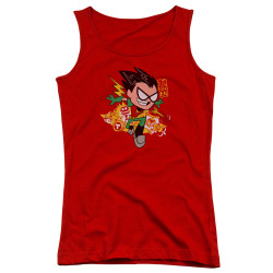 Image for Teen Titans Go! Girls Tank Top - Robin
