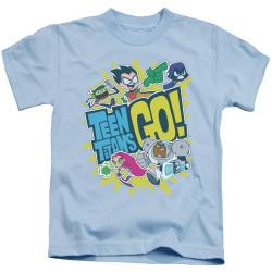 Image for Teen Titans Go! Kids T-Shirt - Go