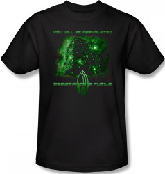 Star Trek T-Shirt - Borg Assimilate